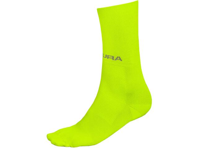 Endura Pro SL II Socks, neon yellow